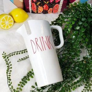 Rae Dunn Drink Jar